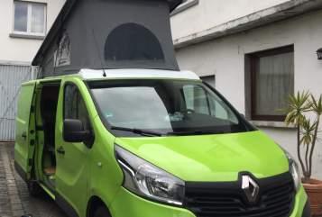 Wohnmobil mieten in Frankfurt am Main von privat | Renault  Mister Green