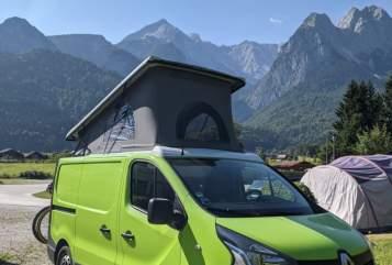 Wohnmobil mieten in Frankfurt am Main von privat   Renault  Mister Green