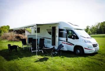 Wohnmobil mieten in Leopoldshöhe von privat | Sunlight EdCar