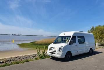Wohnmobil mieten in Pinneberg von privat | VM PIET