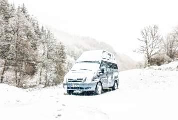 Wohnmobil mieten in Mannheim von privat | Ford  Berta