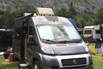 Wohnmobil mieten in Kandel von privat | Fiat Ducato 2,3 JTD Sandro