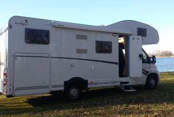 Wohnmobil mieten in Berlin von privat | Fiat Ducato Sunny