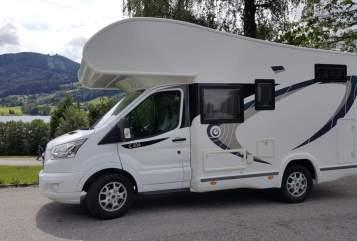 Wohnmobil mieten in Potsdam von privat | Chausson Gerani
