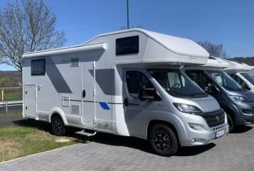 Wohnmobil mieten in Hammersbach von privat | Sun Living SUN Living