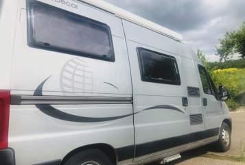 Wohnmobil mieten in Oberkochen von privat | Globecar Udo