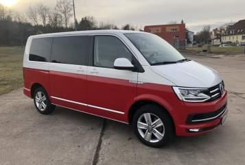 Wohnmobil mieten in Erfurt von privat | VW Schorschi