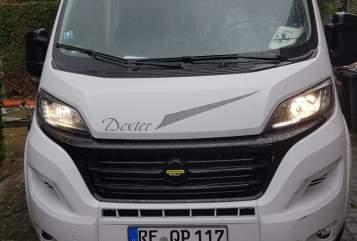 Wohnmobil mieten in Castrop-Rauxel von privat | Fiat  Queen