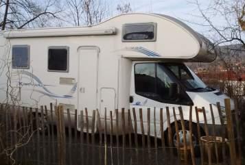 Wohnmobil mieten in Witzenhausen von privat | Ford Ford Rimor
