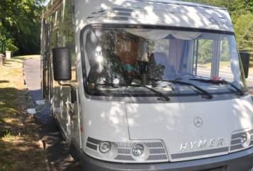 Wohnmobil mieten in Dronten von privat | Hymer Gezinscamper