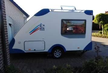 Wohnmobil mieten in Sassenberg von privat | Knaus Emma