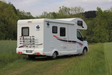 Wohnmobil mieten in Vöhl von privat   Ahorn Eco 660