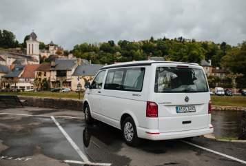 Wohnmobil mieten in Augsburg von privat | VW Luxi