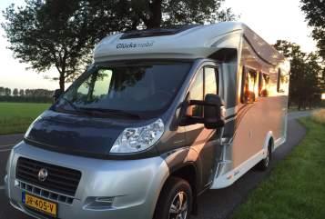 Wohnmobil mieten in Beltrum von privat | Glucksmobile Glücksmobil