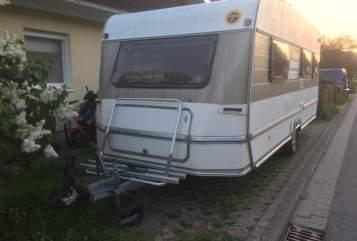 Wohnmobil mieten in Ostelsheim von privat | Hymer  JEDONE