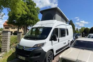 Wohnmobil mieten in Rostock von privat | Pössl Der Pössl
