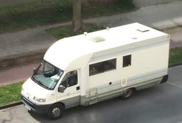 Wohnmobil mieten in Münster von privat | Fiat Rimor 14 2.5. D