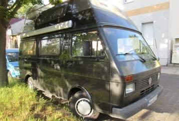 Wohnmobil mieten in Halle von privat | VW Flo