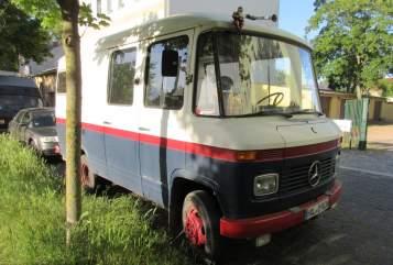 Wohnmobil mieten in Halle von privat | Mercedes Ede