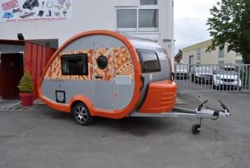 Wohnmobil mieten in Fürth von privat | Knaus Tabbert Mexican T@b