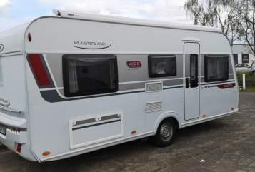 Wohnmobil mieten in Hohen Neuendorf von privat | LMC LMC  490 E