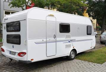 Wohnmobil mieten in Hohen Neuendorf von privat | Knaus Knaus 500 FDK