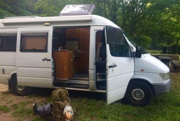 Wohnmobil mieten in Margetshöchheim von privat | Mercedes Benz Knut