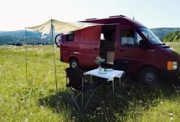 Wohnmobil mieten in Burkardroth von privat   VW  Mr. Barney