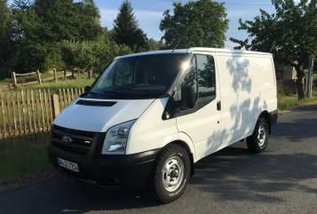 Wohnmobil mieten in Bannewitz von privat | Ford Transit Offroady