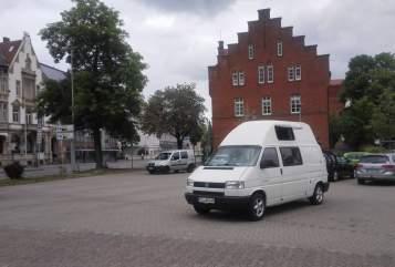 Wohnmobil mieten in Freital von privat | VW T4 Bulli-Mobil