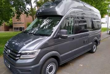 Wohnmobil mieten in Mannheim von privat | VW Foxi-Mobil