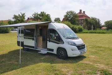 Wohnmobil mieten in Hamm von privat | Malibu by Cathargo Rusty