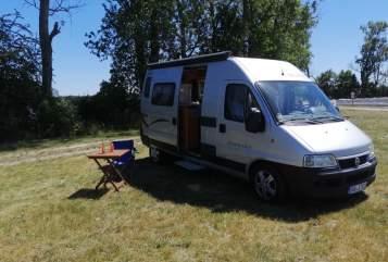 Wohnmobil mieten in Brandenburg an der Havel von privat | Fiat Klaas