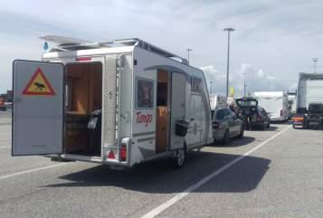 Wohnmobil mieten in Reutlingen von privat | KNAUS  TANGO