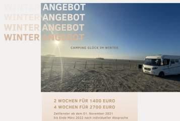 Wohnmobil mieten in Düsseldorf von privat   Eura Mobil CamperStories