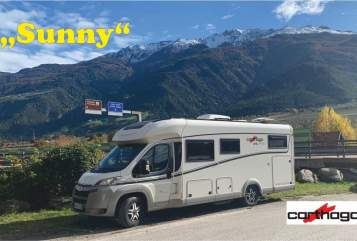 Wohnmobil mieten in Elsdorf von privat | Carthago Sunny Carthago