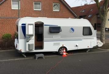 Wohnmobil mieten in Marl von privat | Knaus Urmel