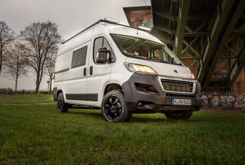 Wohnmobil mieten in Kiel von privat | Peugeot  Pamir