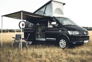 Wohnmobil mieten in Pirna von privat   VW Calli