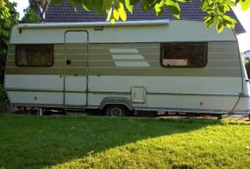 Wohnmobil mieten in Königswinter von privat | Eriba-Hymer Emma Eriba