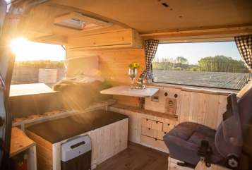 Wohnmobil mieten in Bremen von privat | VW Flocke