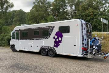 Wohnmobil mieten in Garding von privat | Knaus Nordi
