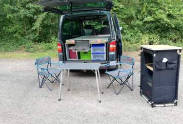 Wohnmobil mieten in Bonn von privat | VW T5  Surfermobil