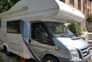 Wohnmobil mieten in Konstanz von privat | TEC Super-Wohni