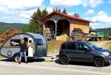 Wohnmobil mieten in Maintal von privat | T@B Knutschkugel