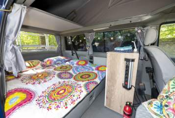 Wohnmobil mieten in Mierlo von privat | VW Ibiza