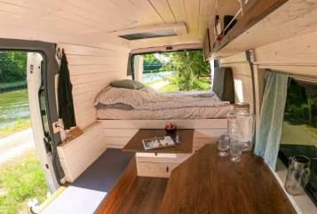 Wohnmobil mieten in Münster von privat | Citroen Manni
