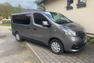 Wohnmobil mieten in Ingolstadt von privat | Renault MaFi