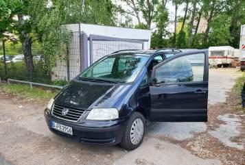 Wohnmobil mieten in Leipzig von privat | VW Jörgen