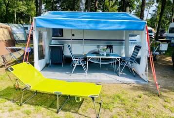 Wohnmobil mieten in Nürnberg von privat | Adria Berta
